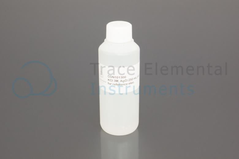 <p>Electrolyte reference, KCl / AgCl in water</p>