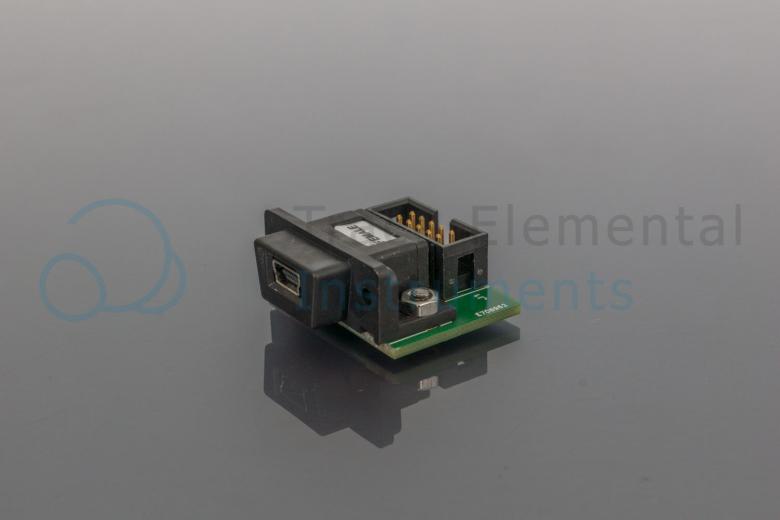 <p>Interface board, mini USB to RS232, ECS/TNTS</p>