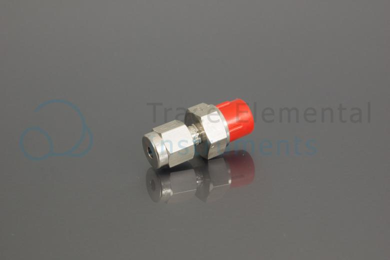 <p>Connector, SS, 1/8  BSPM x 1/8  OD</p>
