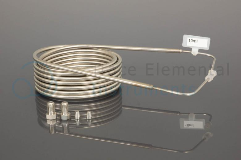 <p>10 mL stainless steel gas loop for EGM series</p>