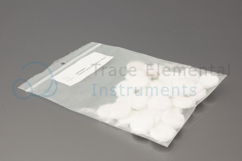 <p>Ceramic wool slice 24 mm, 36 pcs</p>