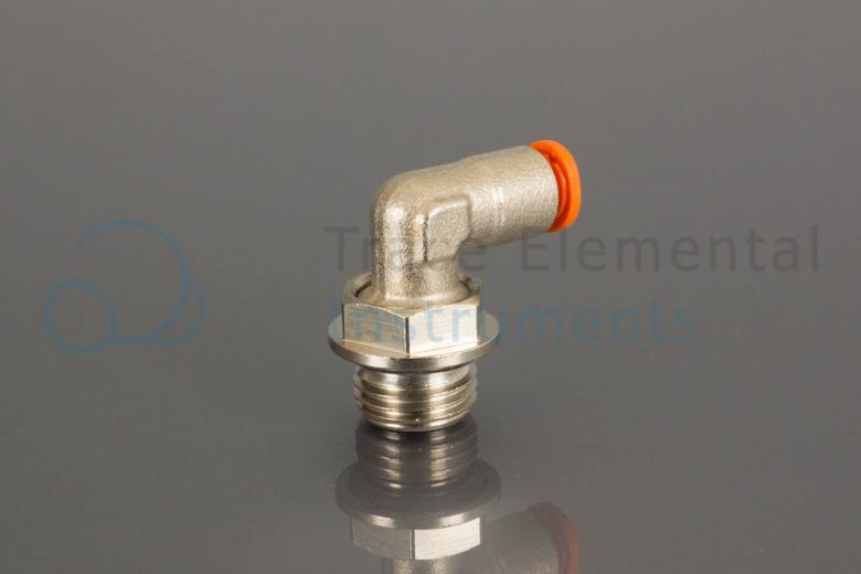 <p>Elbow connector 1/4  BSP - 4 mm</p>