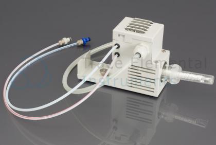 <p>Liquids sample (syringe) introduction module, 1200 series</p>