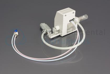 <p>Liquids sample (syringe) introduction module 3000 series</p>