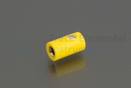 <p>Contra plug yellow 2.3 mm</p>