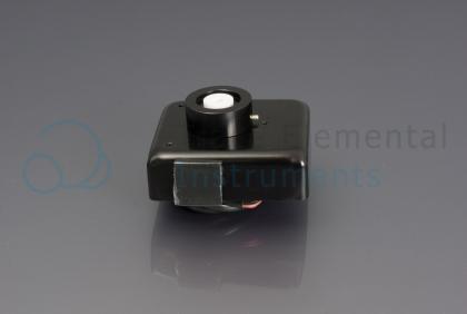 <p>Lamp socket for pulsed UV-lamp</p>