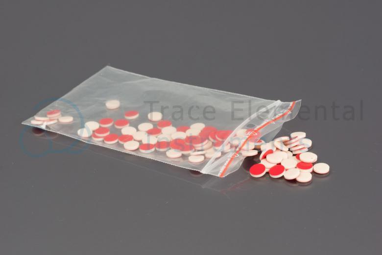 <p>Septum PTFE lined, for 2mL vials,  pk= 100</p>