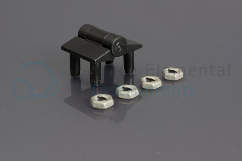 <p>Hinge black, 1200 &amp; older 3000 series</p>
