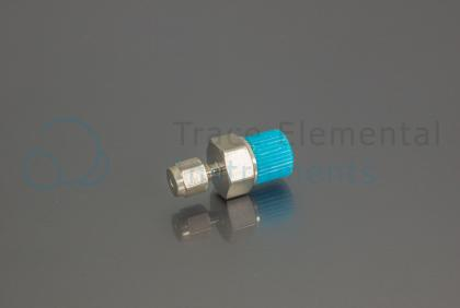 <p>Connector, SS, 1/8  BSPM x 1/16  OD</p>