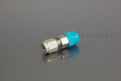 <p>Connector, SS, 1/8  NPTM x 1/8  OD</p>