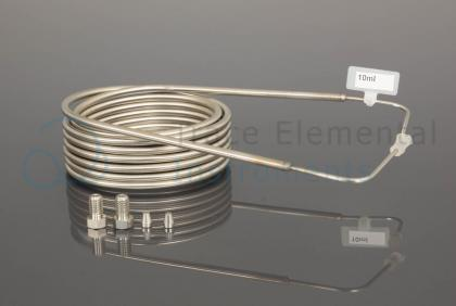 <p>10 mL stainless steel gas loop for EGM series</p>