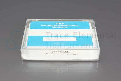 <p>Polycarbonate filter 25 mm, 100 pcs</p>